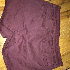 American eagle shorts sz 6